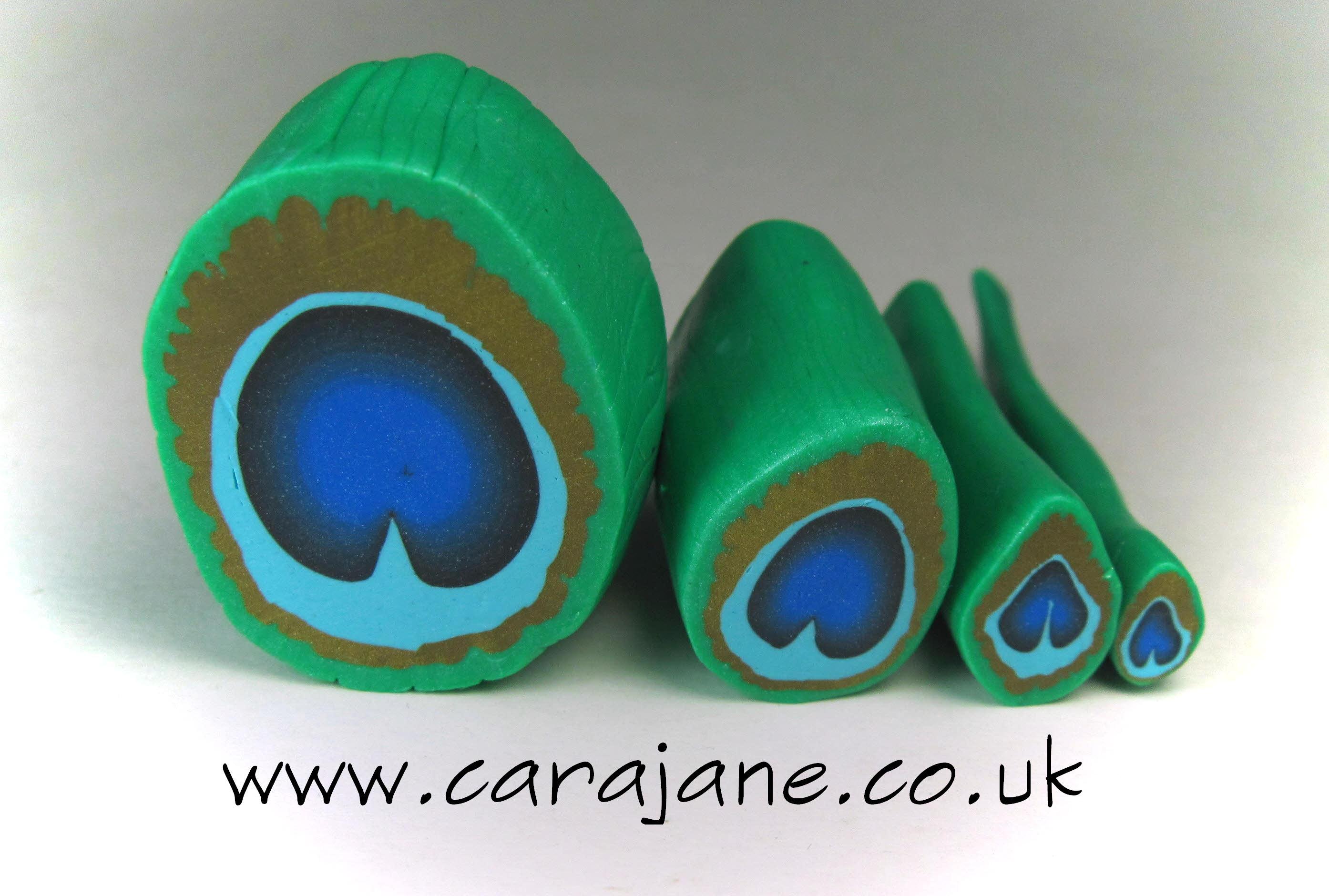 Peacock Cane