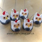 Happy Christmas – say it with owls :)
