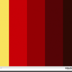 New colour palette from Colour Lovers