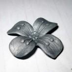 Silver flower prototype