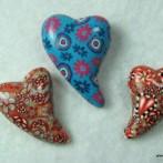 Lovingly Handmade Hearts