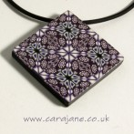 Purple Kaleidoscope Jewellery