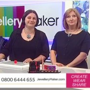 Jewellery Maker TV demonstration