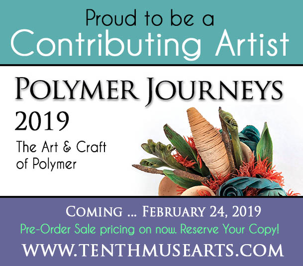 Polymer Journeys Book Contributing Artist